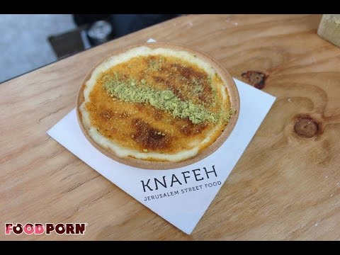 Food Porn Eats - Knafeh Bakery, Sydney