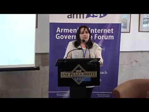 Safer Internet Armenia @ ArmIGF