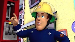 Feuerwehrmann Sam ⭐️Sam ist der Beste! 🚒Zeichentrick für Kinder