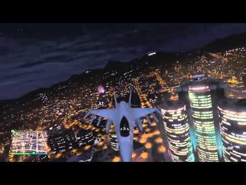GTA Online Jet Kill Montage