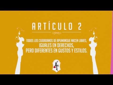 """La Firma - Apumanque """"Constitución de la República"""""""