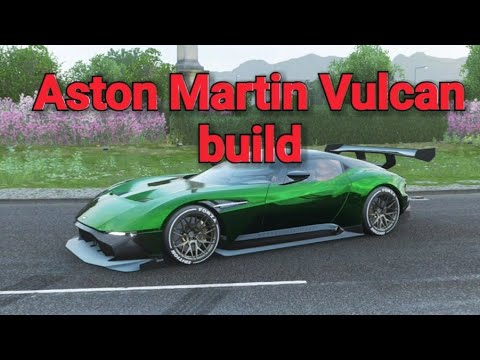 forza horizon 4 aston martin vulcan forza edition build. Black Bedroom Furniture Sets. Home Design Ideas