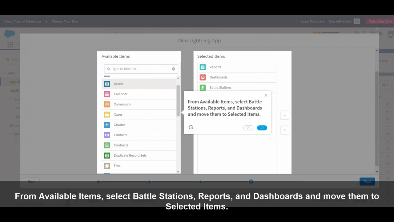 Let's Learn to Create the Battle Station Construction app @salesforce  @trailhead
