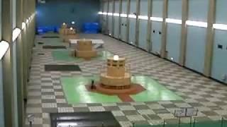 黒部川第四発電所 黒部ルート見学
