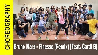 Finesse (Remix) Dance Choreography | HIP HOP | Bruno Mars ft. Cardi B