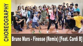 Finesse (Remix) Dance Choreography | HIP HOP | Bruno Mars ft. Cardi B
