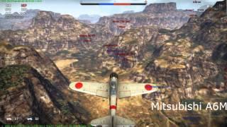 War Thunder | Обзор Японских самолётов. Видео 1(Зарегистрироваться на бету - http://play.any.tv/SH8AY Видо обзор Японских самолётов в игре. Видео первое из 2-х Перезали..., 2013-05-15T02:47:56.000Z)