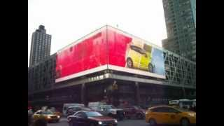 THE PORT AUTHORITY OF NY & NJ  (6,000 sq ft VIDEO BILLBOARD)