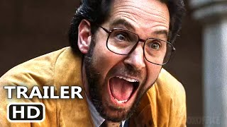 THE SHRINK NEXT DOOR Trailer (2021) Paul Rudd, Will Ferrell Series