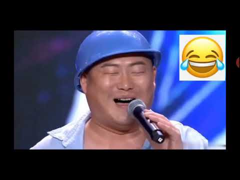 CHINA GOT TALENT LAUGHING MAN