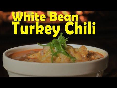 White Bean Turkey Chili  (p-12)