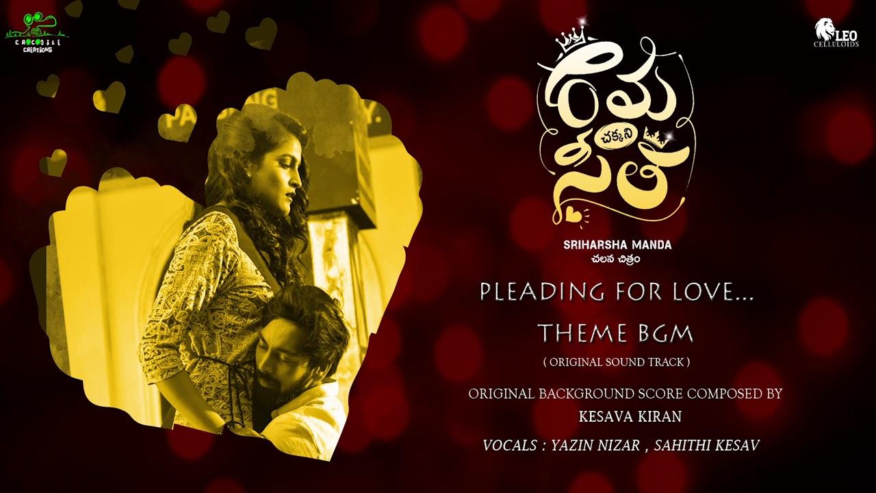Pleading For Love II Rama Chakkani Seetha II OST II Kesava Kiran II Sriharsha Manda