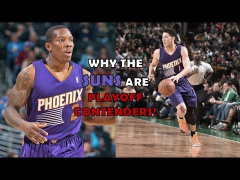 Why the Phoenix Suns Will Be PLAYOFF CONTENDERS in 2018!