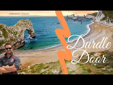 Durdle Door - Dorset's Jurassic Coast - Marvic Pro 4K