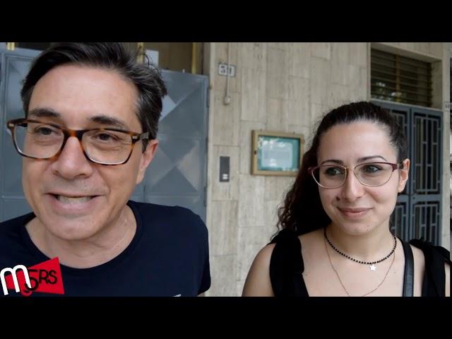 Ripuliamo Orta Nova - Intervista a Mimmo Lasorsa e Dora Pelullo