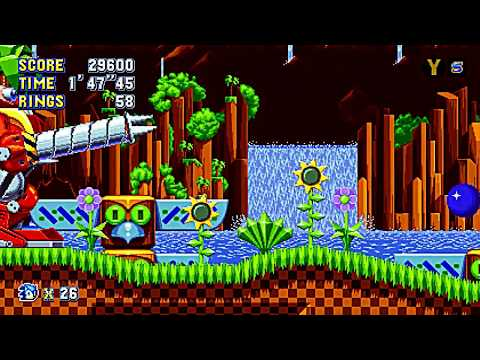 Sonic Mania Music Mod - Part 1
