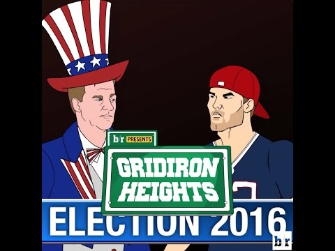Gridiron Heights, Episode 9: Its Tom Brady vs. Roger Goodell on Election Day
