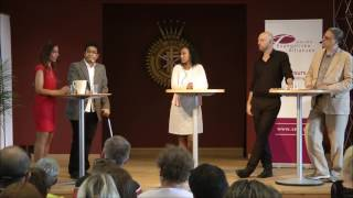 Almedalen 2016: Rätten att häda - islamkritik och det öppna samhället