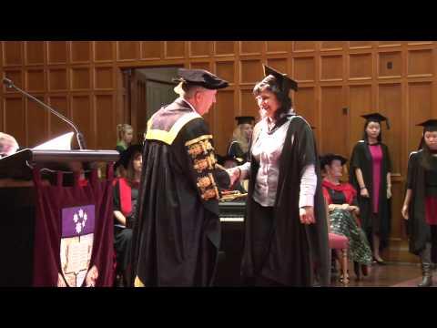 Graduation Ceremony - Monday 4th of May 11am