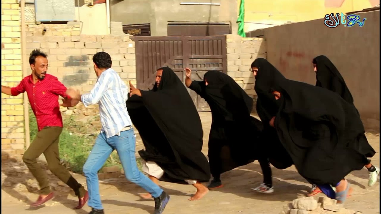 تحشيش عراقي#زلم اخر وكت#يموت ضحك