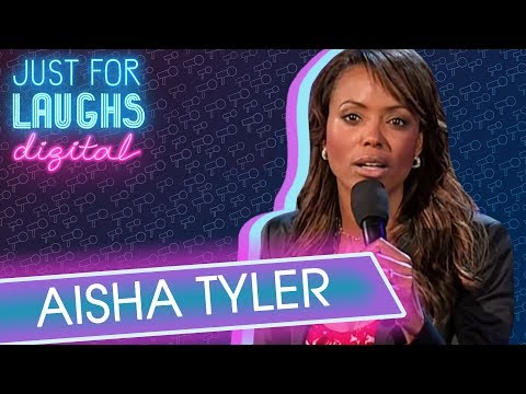 Aisha Tyler Stand Up  2009