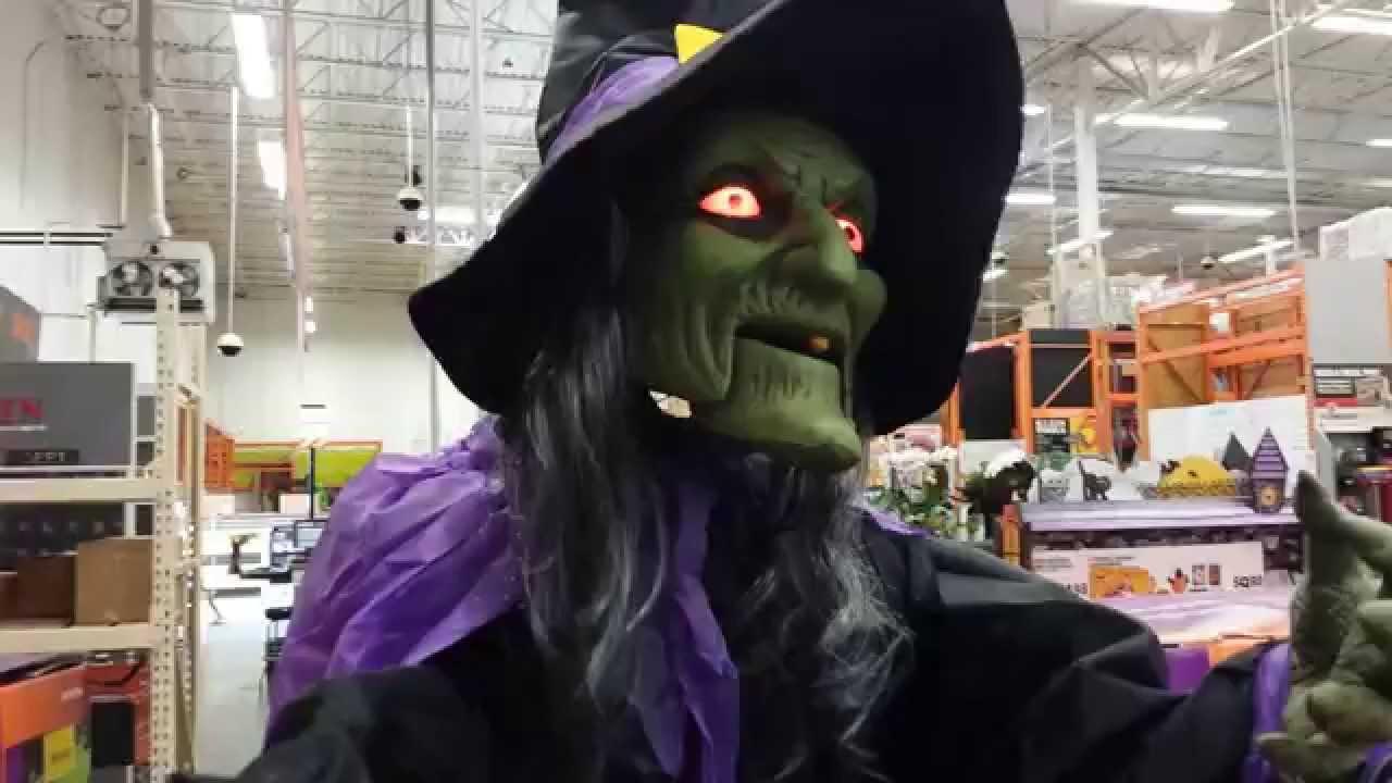 Home Depot Halloween Lights