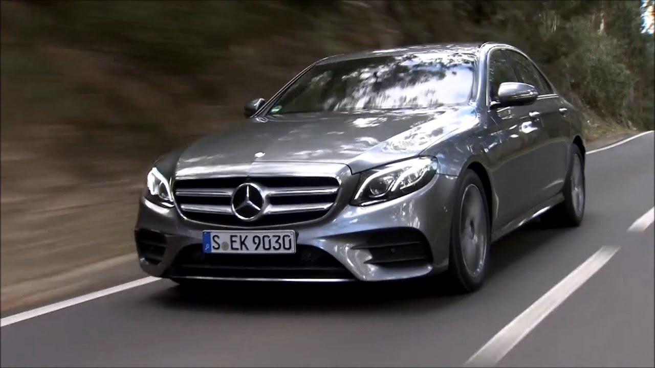 Mercedes benz 2017 e class sun star youtube for Mercedes benz e class 500