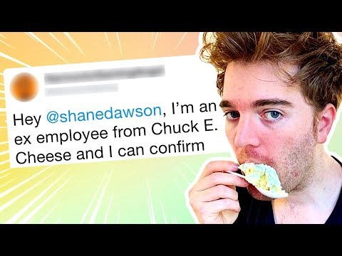 Shane Dawson Silenced? Ex Chuck E. Cheese's Employees Come Forward
