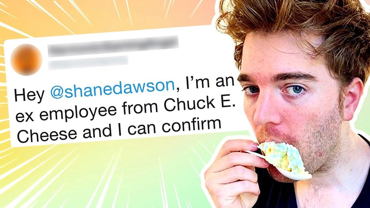 Shane Dawson Silenced Ex Chuck E Cheeses Employees Come Forward