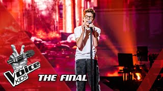 Max – 'Sorry' | The Final | The Voice Kids | VTM