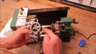 Grizzly Micro Lathe