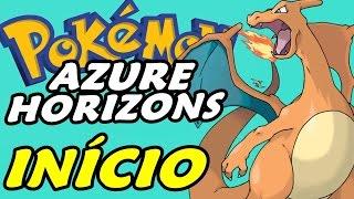 Pokémon Azure Horizons (Hack Rom) - O Início