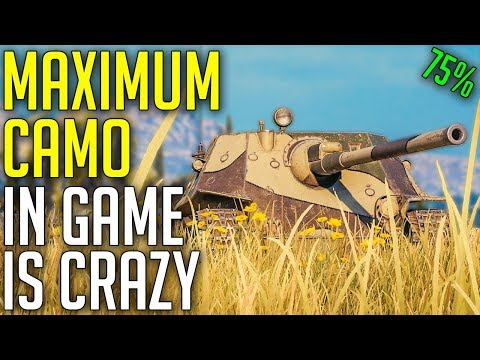 The Best Camo Tank is INVISIBLE! ► World of Tanks Ikv 72 With Maximum Camo from YouTube · Duration:  15 minutes 45 seconds