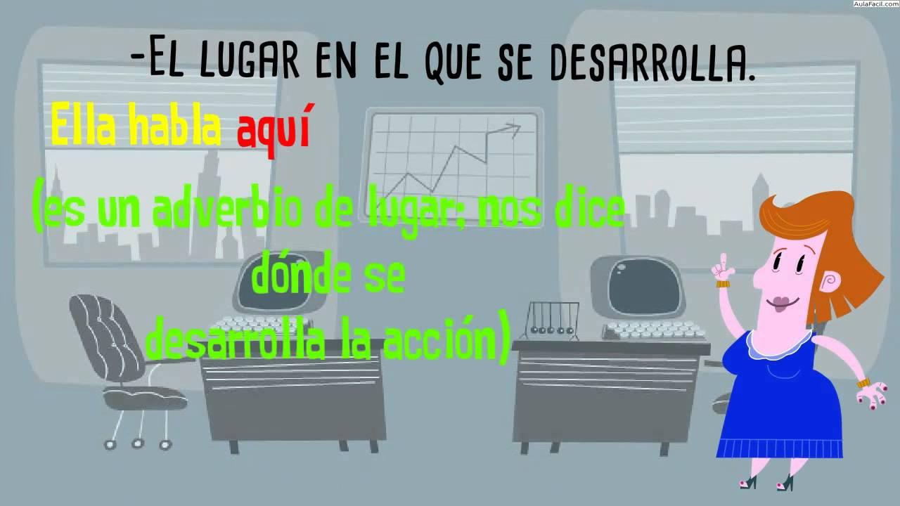 El Adverbio/Lengua Cuarto de Primaria (9 años)/AulaFacil.com - YouTube