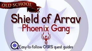 Shield of Arrav: Phoenix Gang - Easy Old School Runescape Quest Guide