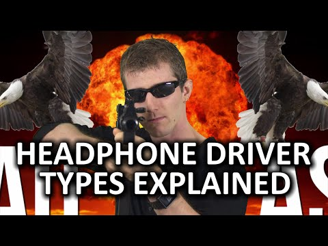 Headphone Driver Types as Fast As Possible