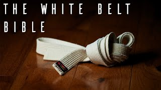 BJJ: The White Belt Bible