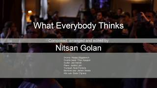 What Everybody Thinks- Nitsan Golan (Jazzy version)