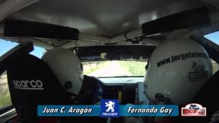 I Rallysprint de Arganda 2013 TC-4 Valdelaguna-Morata (Juan C.Aragón-Fernando Gay)