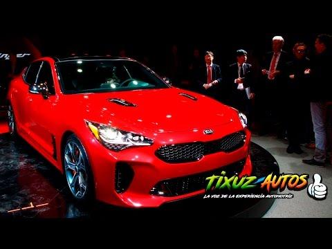 Lo mejor del Auto Show Detroit 2017