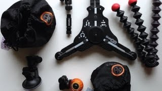 Quick Look at Cinetics Mini System - Skate Dolly and Suction Cup Mount Kit