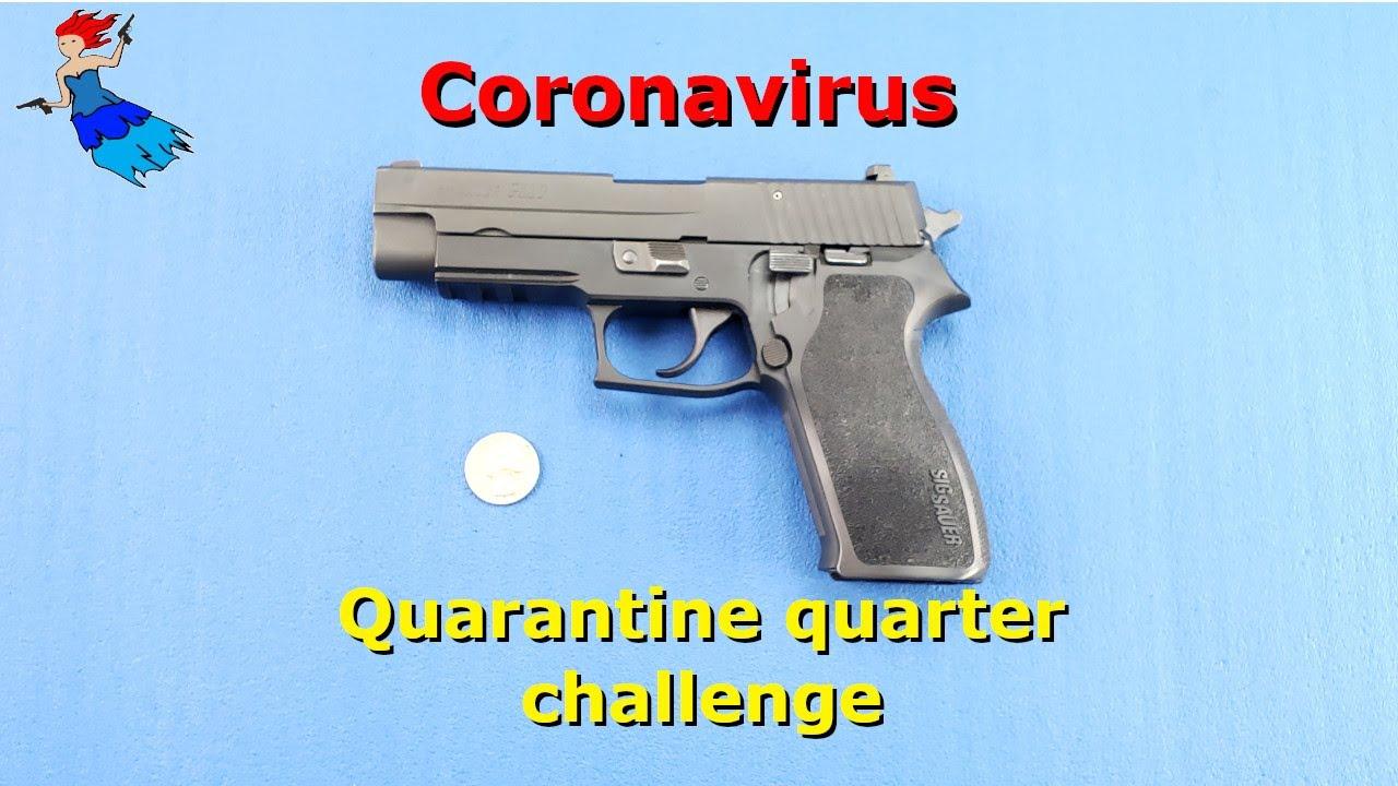 Quarantine Quarter Challenge
