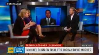 Jordan Davis - HLN Coverage of Michael Dunn Murder Case (Tuesday, Part II)