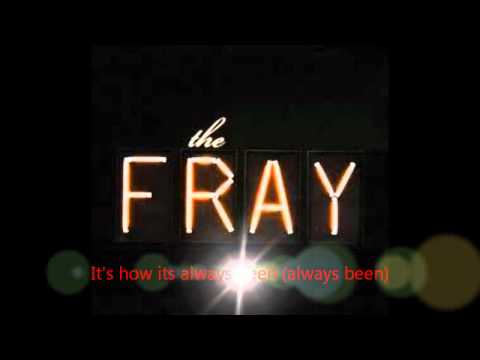 The Fray - Trust Me Lyrics