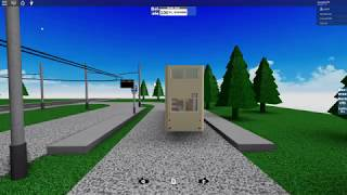 How to drive a Büssing D2U in Nid's Buses (Roblox).