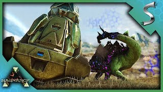 FINALLY CRYOPODS! BLUE ORBITAL SUPPLY DROP! - Ark: Survival Evolved [Cluster E16]