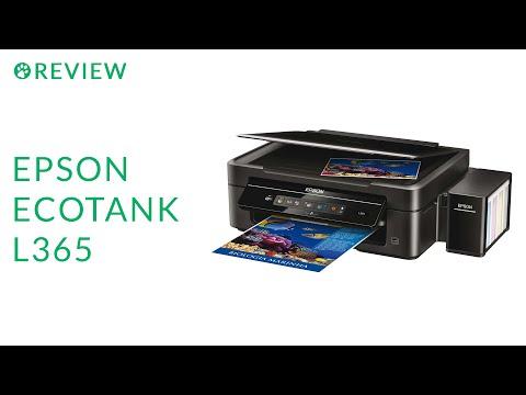 Impresora Epson L355 Instalaci 243 N Via Wifi Impresora E