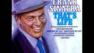 Frank Sinatra - Winchester Cathedral