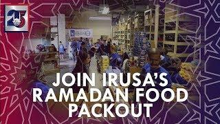 Food Packout - Ramadan 2018 - Islamic Relief USA