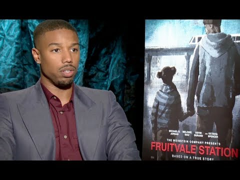 Fruitvale Station: Michael B. Jordan On the Many Layers of Oscar Grant